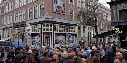Friday Night Art Walk - special guest Wilbert Plijnaar
