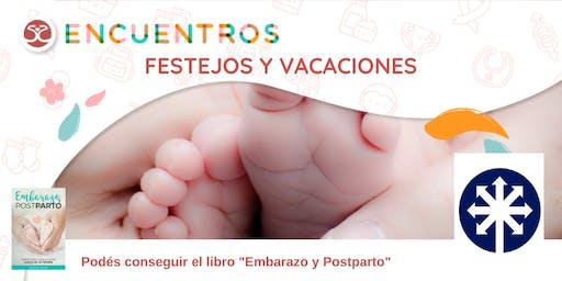 Encuentros - Festejos y Vacaciones - Embarazadas, bebés y niños pequeños