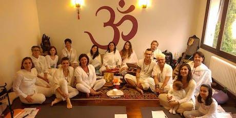 Mantra e canti alla Madre Terra con i Prema Swarupa biglietti