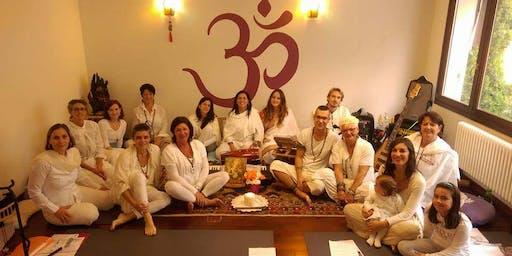 Mantra e canti alla Madre Terra con i Prema Swarupa