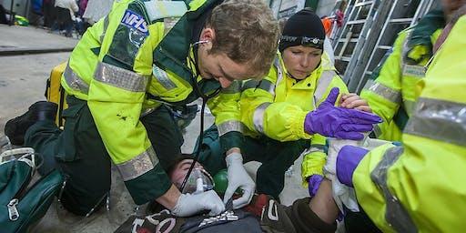 Meet a Paramedic - Ryburn Careers Week