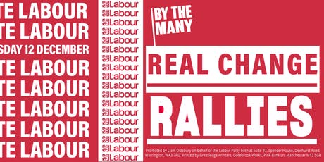 Real Change Rally: Pendle tickets