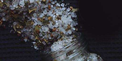 Herbal Workshop: Winter Warming Bath Remedy