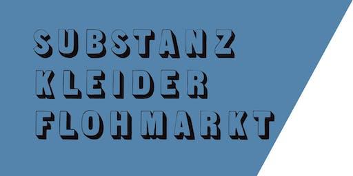Substanz Kleiderflohmarkt