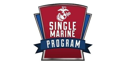 Henderson Hall Single Marine Program(SMP) SMP vs BOSS Paintball @ Quantico