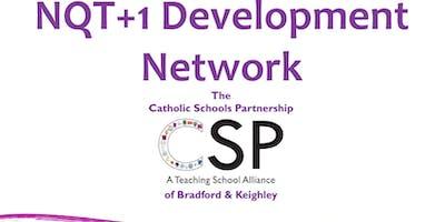 NQT+1 (2nd yr of teaching) Development Network Session 2