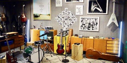 Lola James Harper x Le Bon Marché Music for All Studio - Décembre