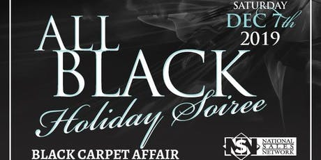 NSN DC-Baltimore Chapter All Black Holiday Soiree: tickets