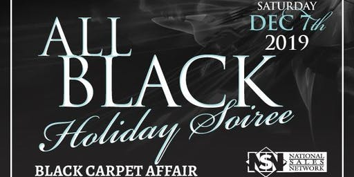 NSN DC-Baltimore Chapter All Black Holiday Soiree: