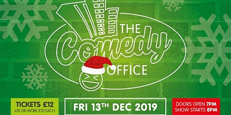 The Comedy Office - Christmas Special tickets