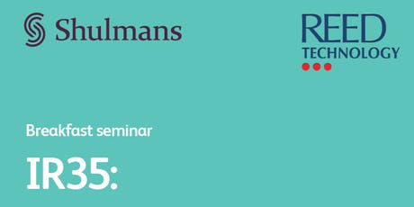 Breakfast Seminar. IR35: What you need to know tickets