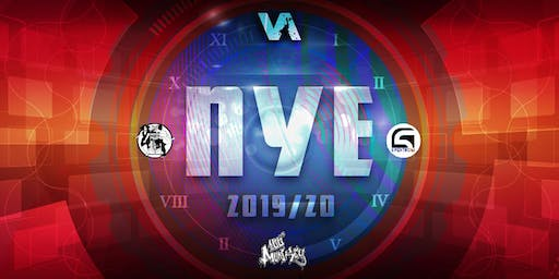 NYE Warehouse Party ft. Bou, Document One, AC13, Ben Snow plus loads more