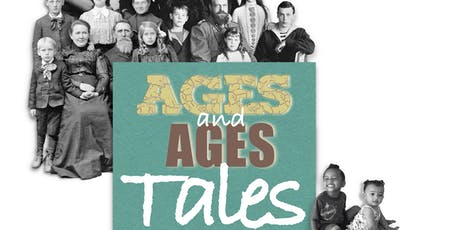 Ages & Ages Tales - 'Tricky Sticky Stuff' tickets