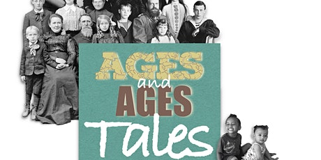 Ages & Ages Tales - 'Drip, Splosh, Freeze!' tickets