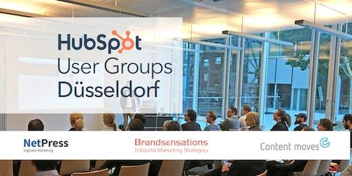 HubSpot User Group Düsseldorf, Treffen #1