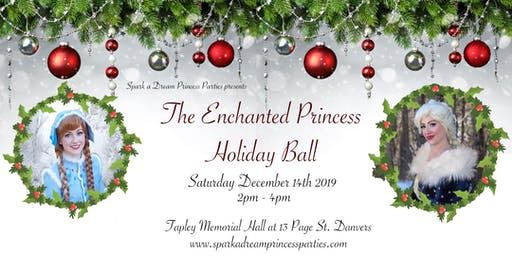 Enchanted Princess Holiday Ball