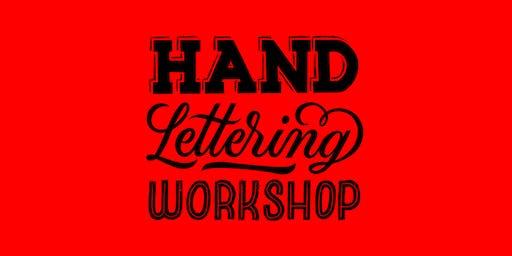 Creative gym: Hand lettering workshop