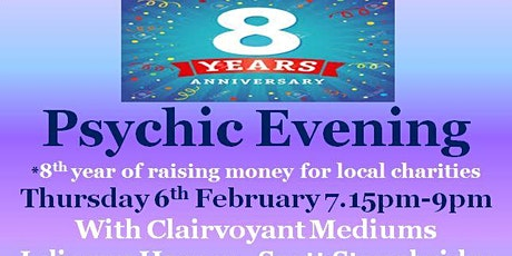 Psychic Evening tickets