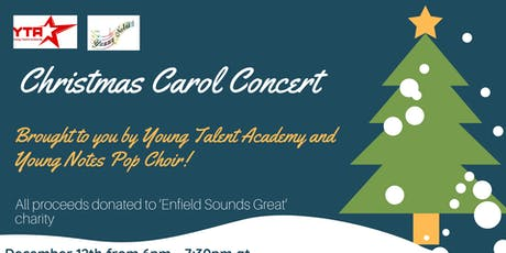 YTA & YN Christmas Carol Concert tickets