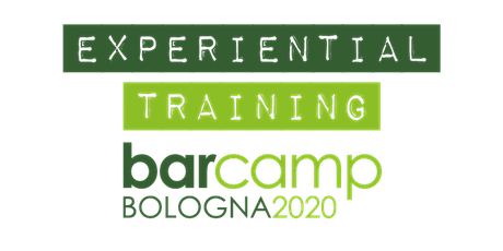 Experiential Training BarCamp 2020 - Connectance tickets