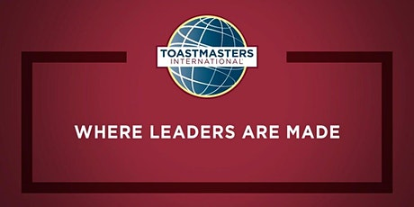 Dundalk Toastmasters- where leaders are made tickets