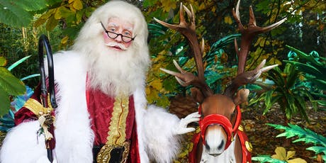 Breakfast with Santa at RZSS Edinburgh Zoo tickets