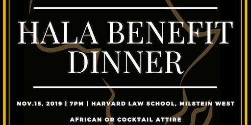 HALA Benefit Dinner 2019
