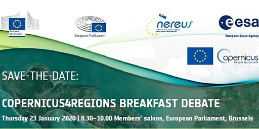 Copernicus4Regions Breakfast Debate