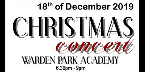 Warden Park's Winter Concert 2019