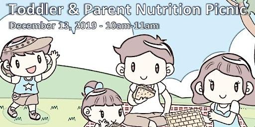 Toddler & Parent Nutrition Picnic