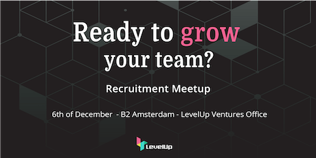 B2 - LevelUp Ventures Recruitment Q&A Session tickets