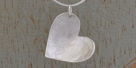 Jewellery & Silversmithing Workshop: Make a Sterling Silver Pendant tickets