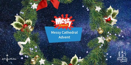 Messy Advent tickets