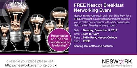 Neswork (Breakfast Network Event) tickets