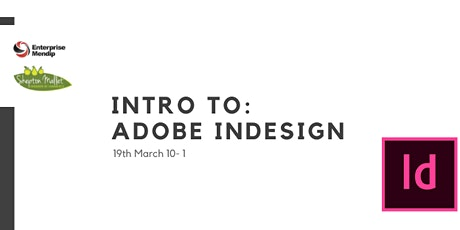 Adobe InDesign - the basics for Small Business tickets