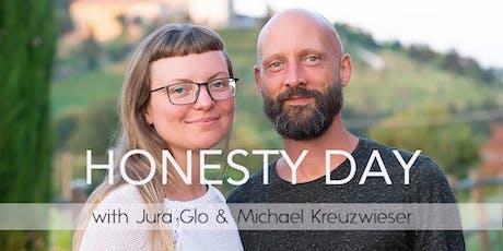 Honesty Day with Jura Glo & Michael Kreuzwieser tickets
