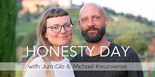 Honesty Day with Jura Glo & Michael Kreuzwieser