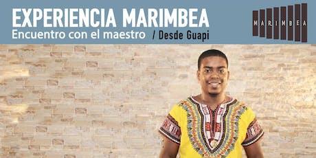 Fiesta de Cierre Marimbea con el maestro Alexis Montaño - Guapi entradas