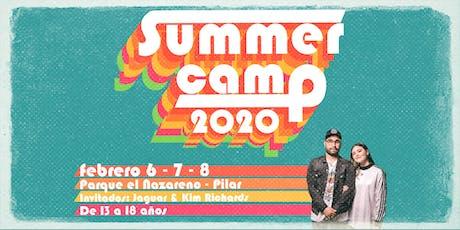 Y&F Summer Camp 2020 entradas