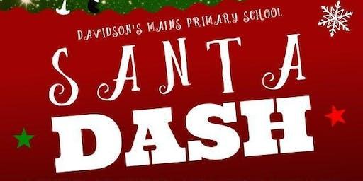 Davidson's Mains PSA Santa Dash 2019
