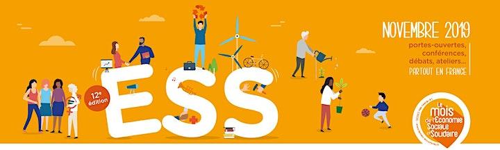 Image pour Mois de l'ESS -  Faire collectif au sein d'une entreprise partagée