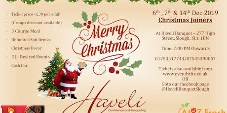 Christmas Special Dinner & Dance tickets