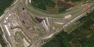 Bridgestone-Basistraining Hockenheimring (Mercedes-Tribüne) 12.7.2020