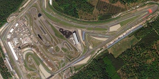 Bridgestone-Basistraining Hockenheimring (Mercedes-Tribüne) 19.4.2020