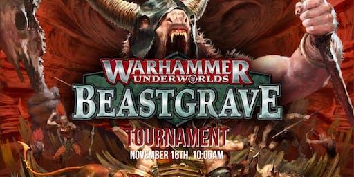 Warhammer Underworlds Tournament
