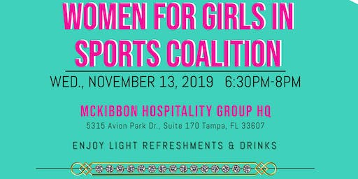 Women for Girls In Sports Coalition