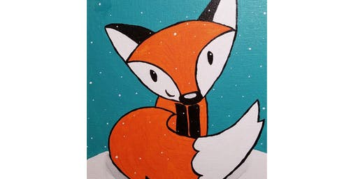 Foxy - Kids Paint Party with Abby Wilner