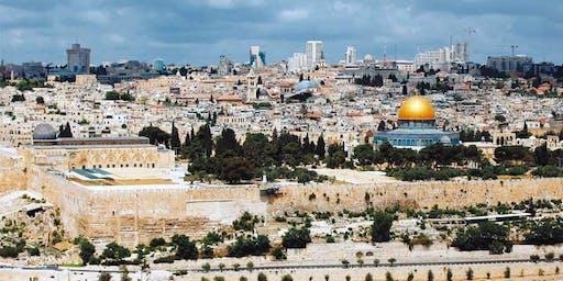 Palestine 101: Past, Present and Future
