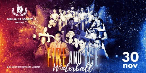 DMU Salsa Society FIRE & ICE Winter Ball