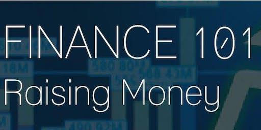 Finance and raising Money 101